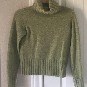 J crew sweater xs